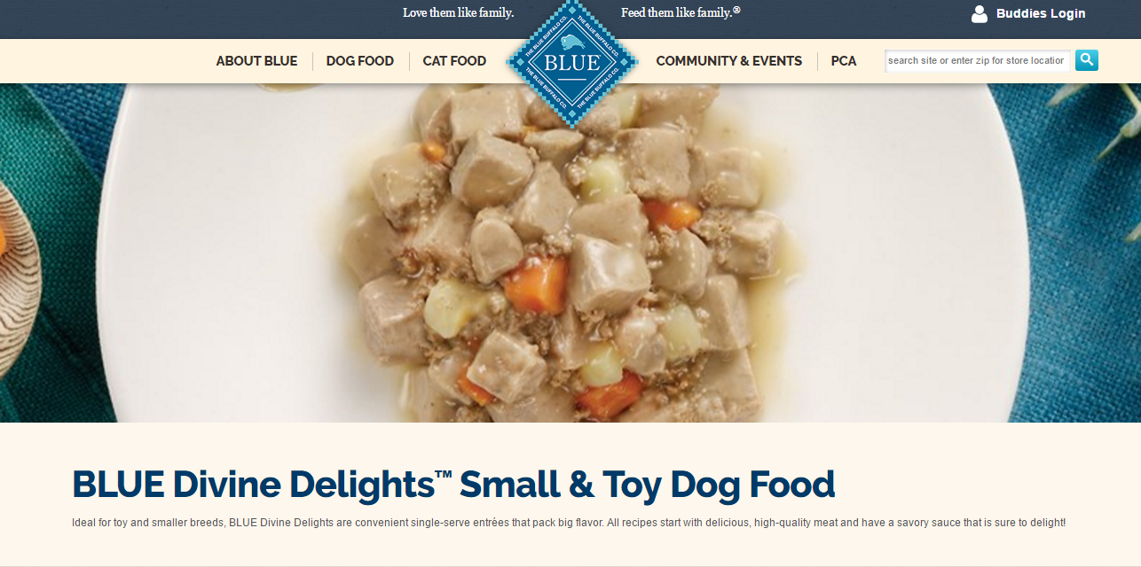 Places That Sell Blue Buffalo Dog Food