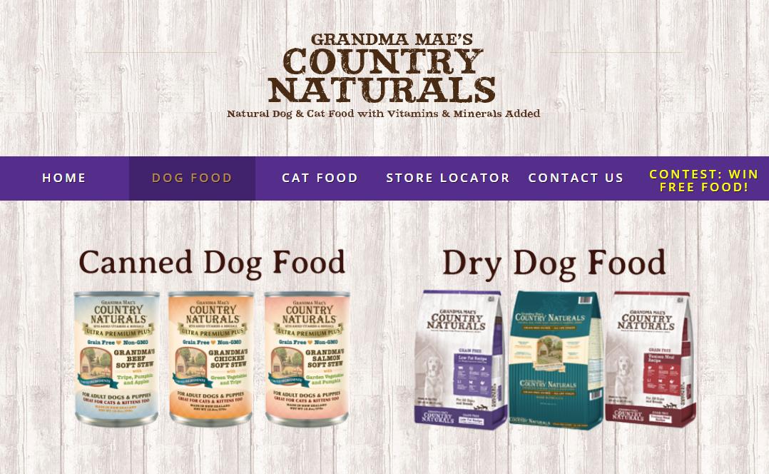 Grandma Mae S Country Naturals Puppy Food Reviews